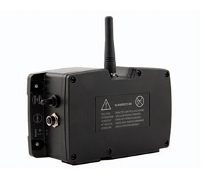 Scanreco RC400 Receiver