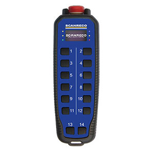 Scanreco G5 Rocket Flex Transmitter Unit