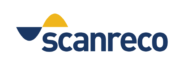 Scanreco logo linking to the Scanreco webpage
