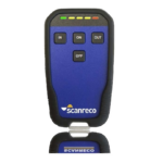 Scanreco G5 4 Button