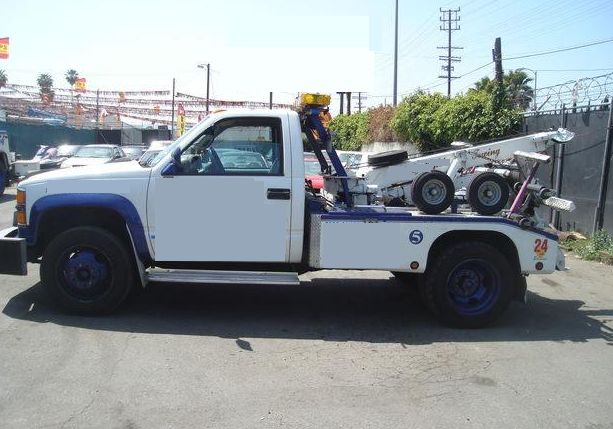 Tow Truck Australian Technology Services